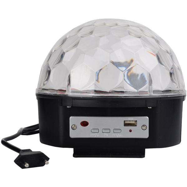 Neon-Night Диско-шар с пультом ДУ и Bluetooth 601-257