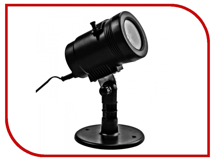 Светильник Neon-Night LED проектор Белые снежинки 601-263 monsters go night night