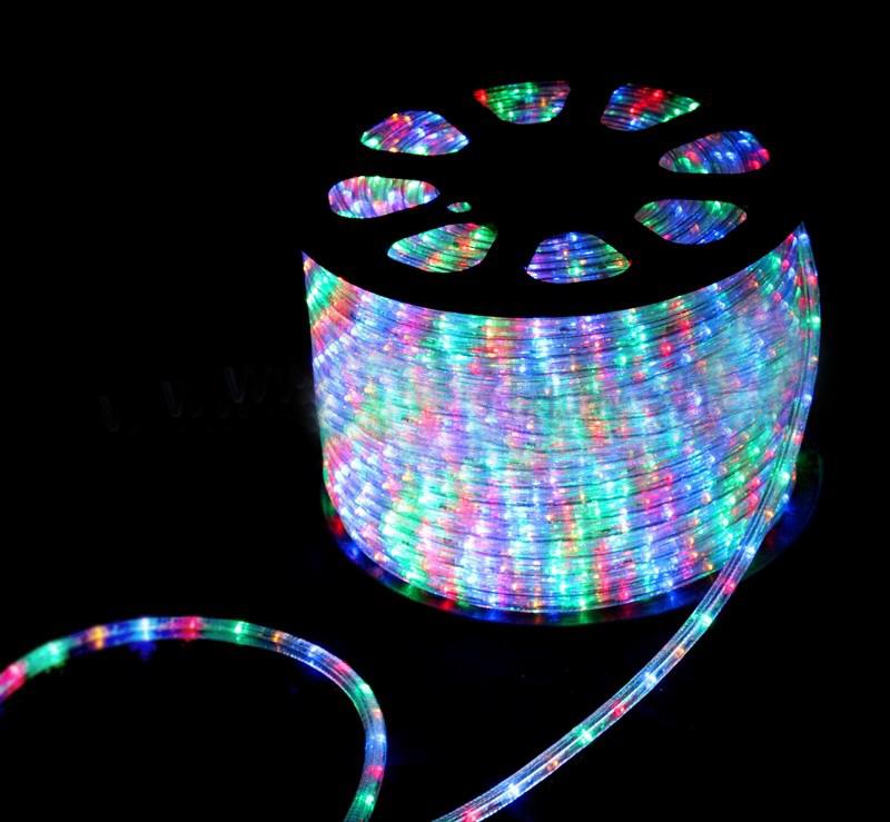 Гирлянда Neon-Night Дюралайт LED Flashing Multicolor 14m 24-LED/m 121-329-14