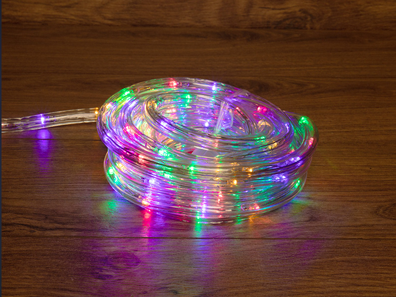 Гирлянда Neon-Night Дюралайт LED Flashing Multi-color 6m 24-LED/m 121-329-06