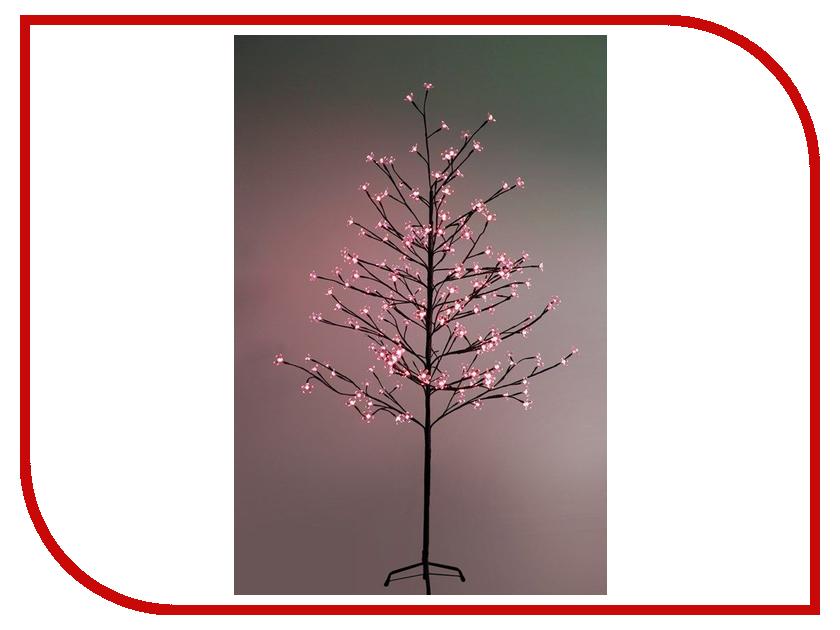 Светящееся украшение Neon-Night Дерево Сакура Brown 1.5m 120-LED Red 531-262 сакура зонт купить