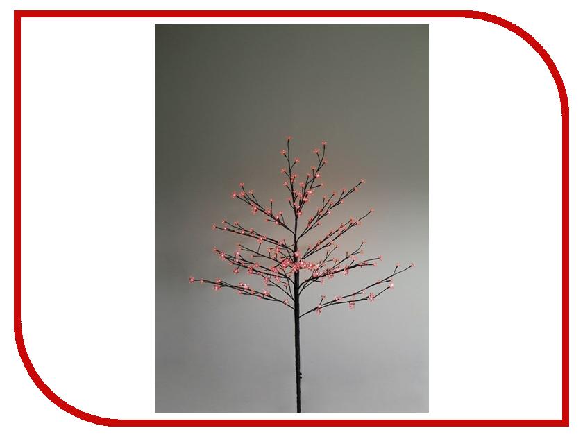 Светящееся украшение Neon-Night Дерево Сакура Brown 1.2m 80-LED Red 531-242