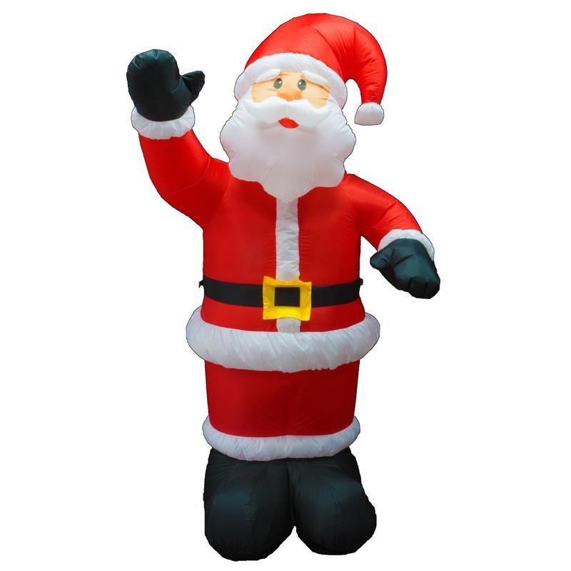 лучшая цена Фигура Neon-Night Дед Мороз приветствует 150cm 511-111