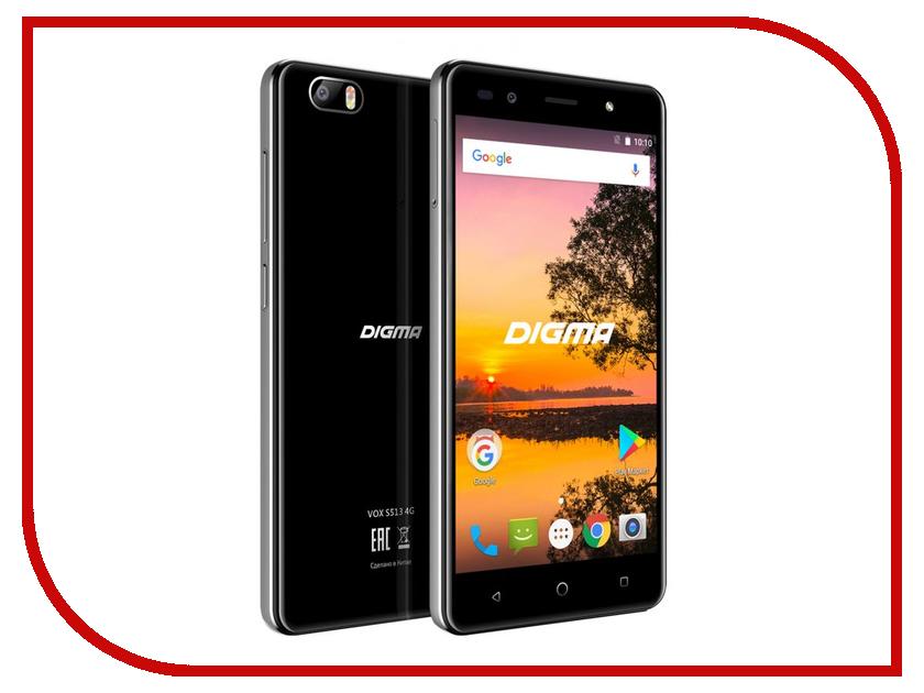 Сотовый телефон Digma VOX S513 4G мобильный телефон digma vox s506 4g белый