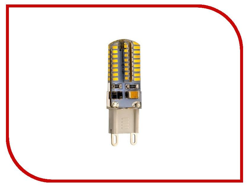 Лампочка Rev LED JCD G9 6W 2700К теплый свет 32383 9 лампочка rev led jcd g9 1 6w 3000k теплый свет 220v 32439 3