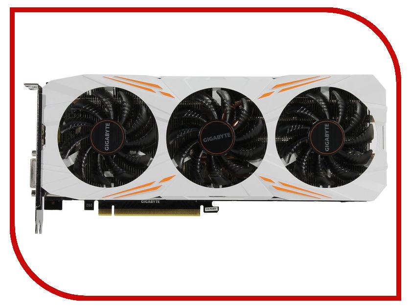 Видеокарта GigaByte GeForce GTX 1080 Ti 1506Mhz PCI-E 3.0 11264Mb 11010Mhz 352 bit DVI HDMI HDCP GV-N108TGAMING-11GD видеокарта asus geforce gtx 1060 1620mhz pci e 3 0 6144mb 8208mhz 192 bit dvi hdmi hdcp rog strix gtx1060 o6g gaming