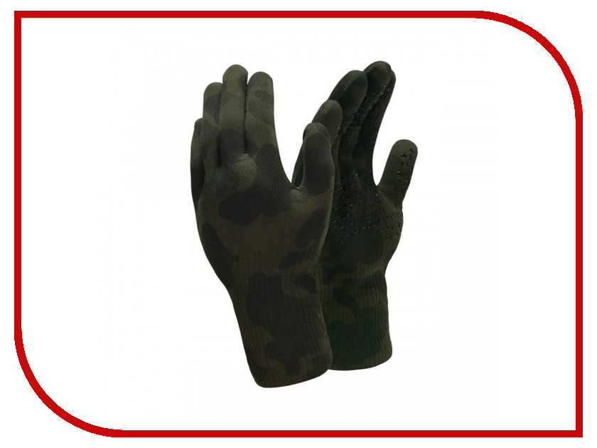 Перчатки Dexshell Camouflage р.M DG726M camouflage print ankle leggings