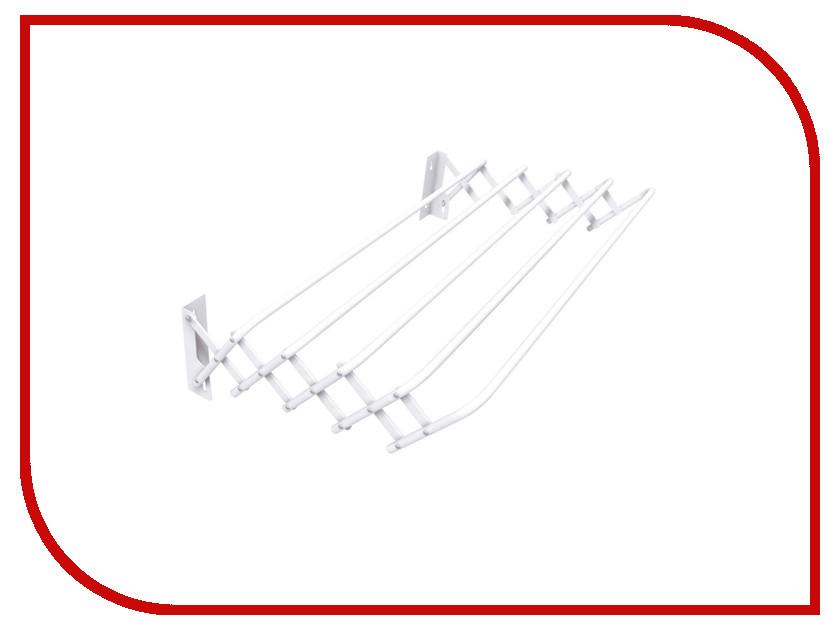 Сушилка для белья Gimi Brio 120 Super 1007012300011 сушилка д белья gimi lift 160 9 5м настенно потолочная