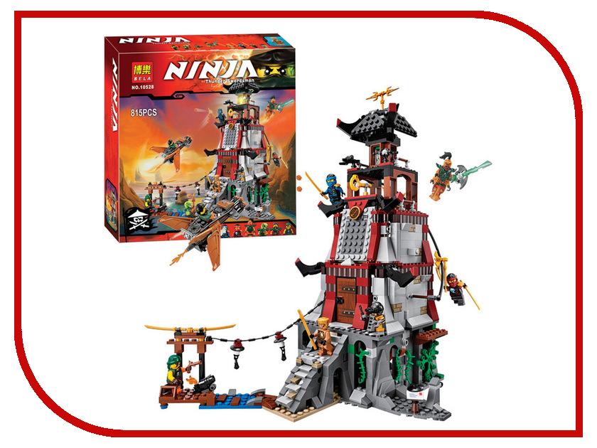 Конструктор Bela Ninja Осада маяка 10528 осада монтобана