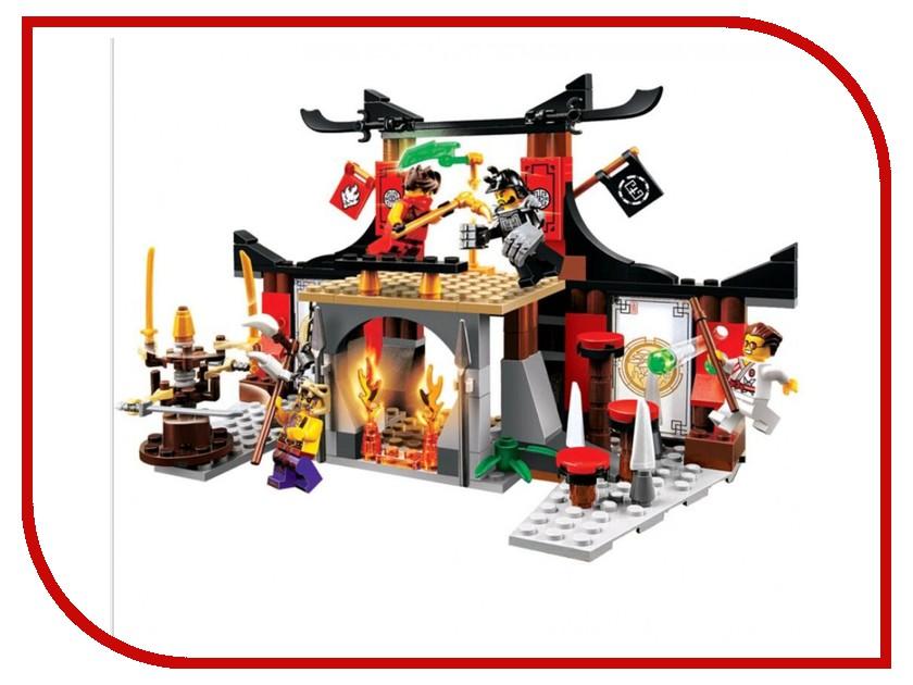 Конструктор Bela Ninja Решающее сражение 10319 конструктор bela ninja ниндзя сверхзвуковой рейдер 645 дет 31041