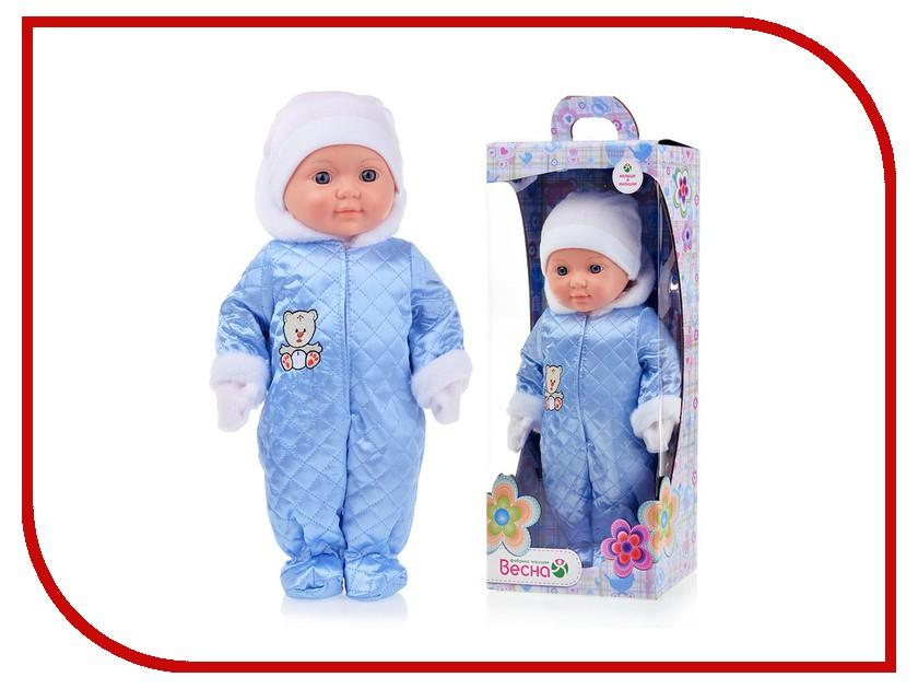 Кукла Весна Пупс В2970 кукла весна 35 см