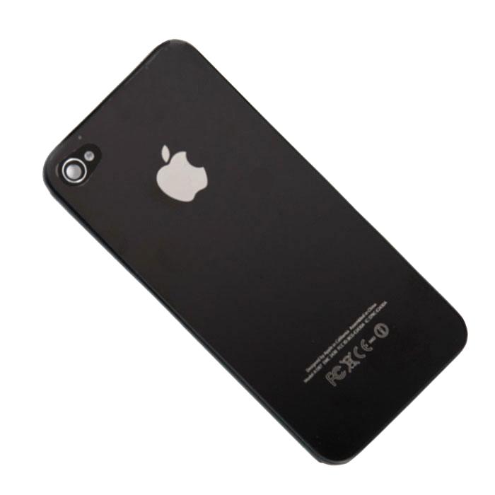 Корпус RocknParts Zip для iPhone 4S Black 119421