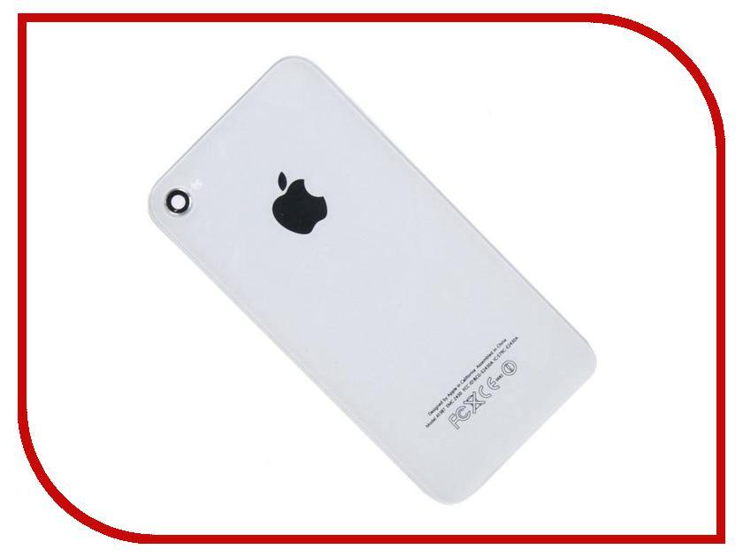 Корпус Zip для iPhone 4S White 119787
