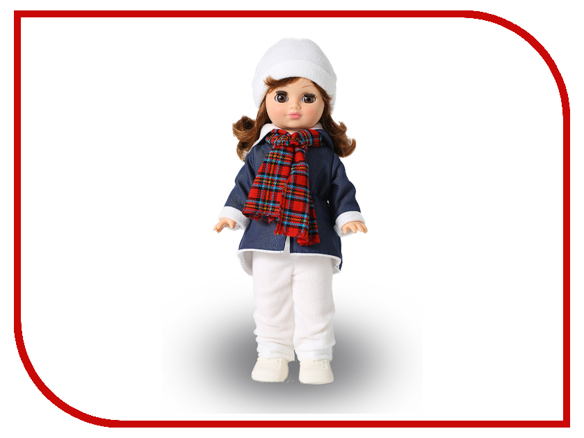 Кукла Весна Герда В2973/о кукла весна 35 см