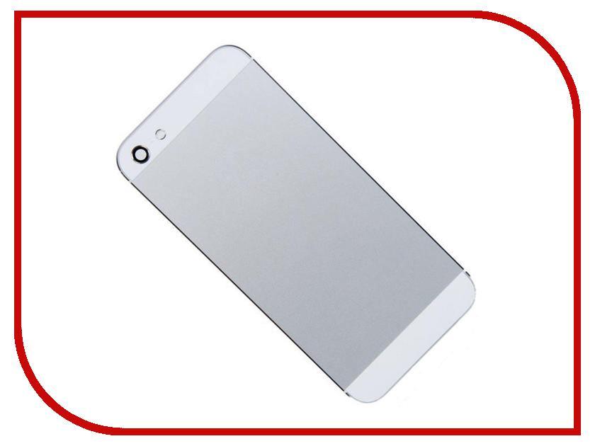 Корпус Zip для iPhone 5 White 327789 корпус zip для iphone 5 black 324053
