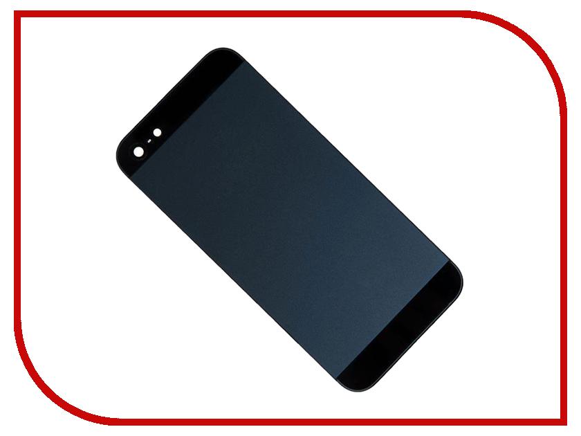 Корпус Zip для iPhone 5 Black 324053 корпус zip для iphone 5 black 324053