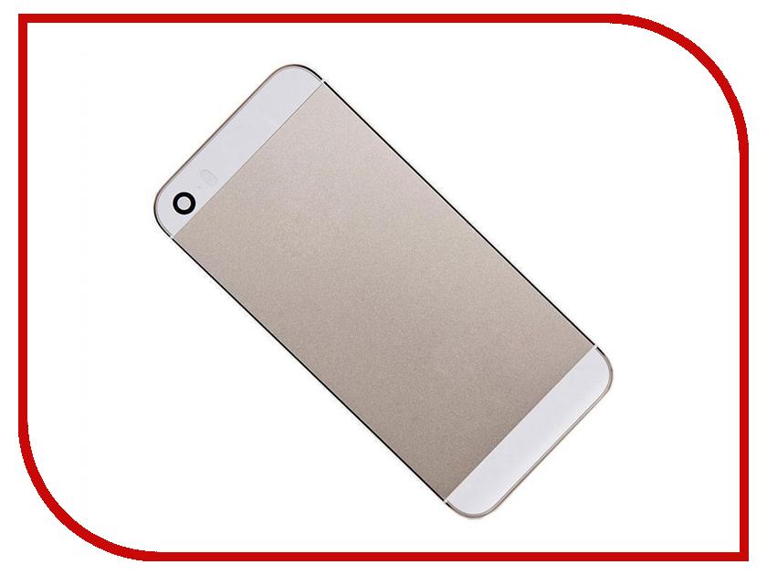 Корпус Zip для iPhone 5S Gold 349247