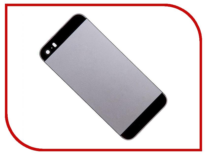 Корпус Zip для iPhone 5S Black 354902 корпус zip для iphone 5 black 324053