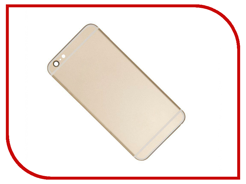 цена на Корпус Zip для iPhone 6 Plus Gold 477119