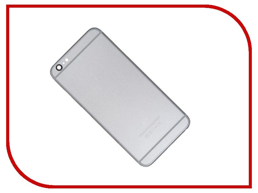 Корпус Zip для iPhone 6 Plus Black 451414 корпус zip для iphone 5 black 324053