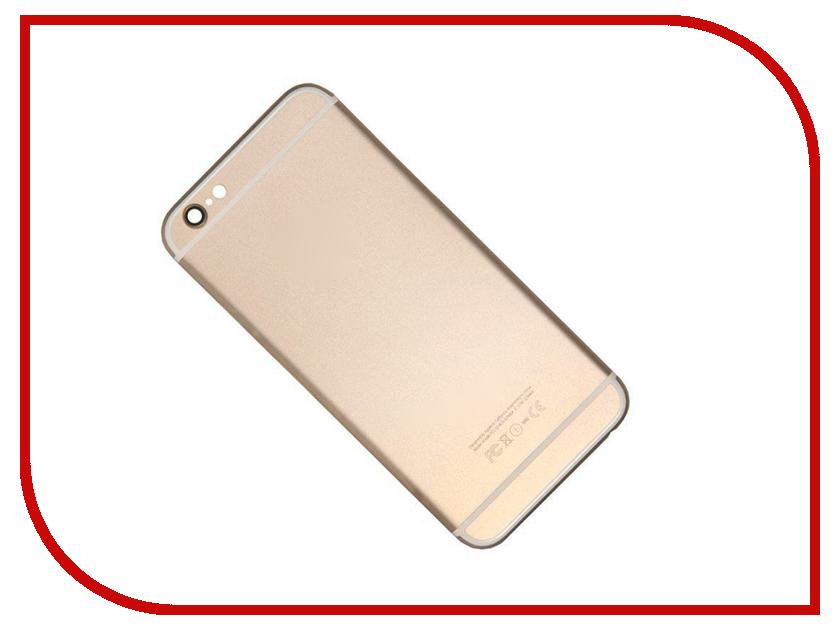 Корпус Zip для iPhone 6S Gold 477127 аккумулятор zip для iphone 6s 443811