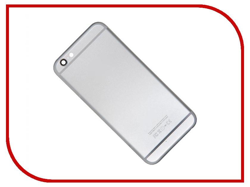 Корпус Zip для iPhone 6S Silver 477130