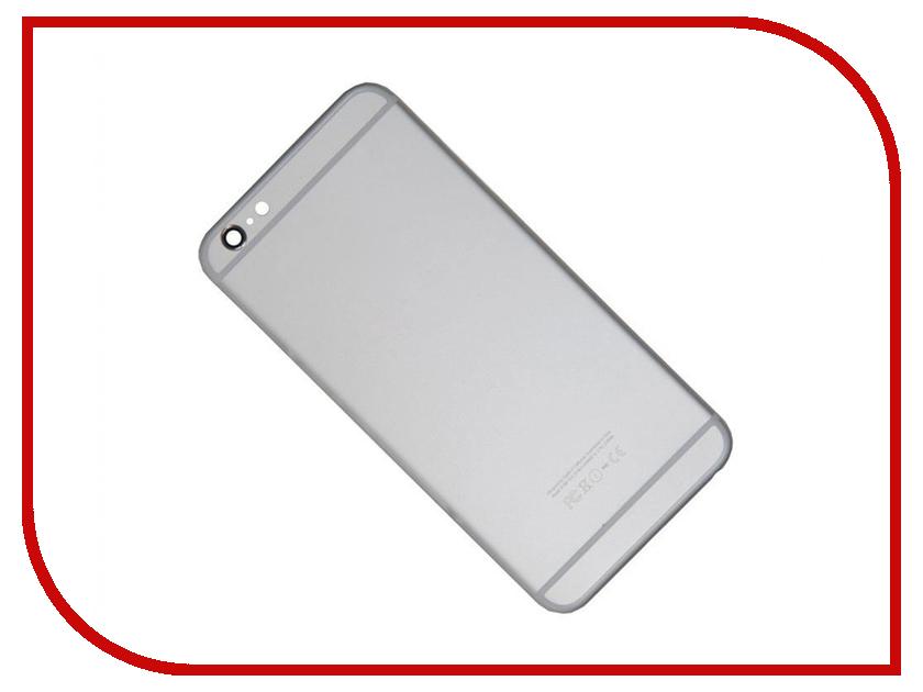 Корпус Zip для iPhone 6S Plus Silver 472373 аккумулятор zip для iphone 6s 443811