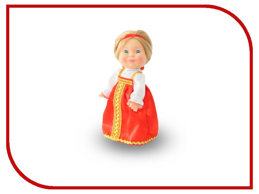 Кукла Весна Веснушка В2910 кукла весна 35 см