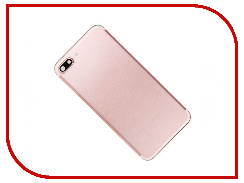 Корпус Zip для iPhone 7 Plus Rose Gold 525799 смартфон apple iphone 7 128gb rose gold