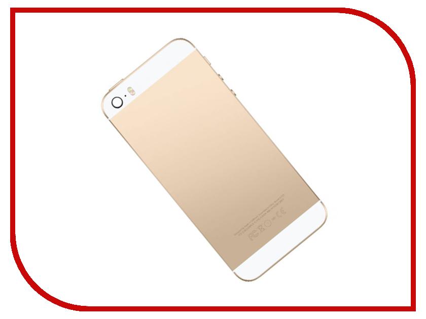 Корпус Zip для iPhone SE Gold 525810