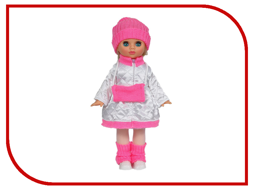 Кукла Весна Эля В2288 кукла весна 35 см
