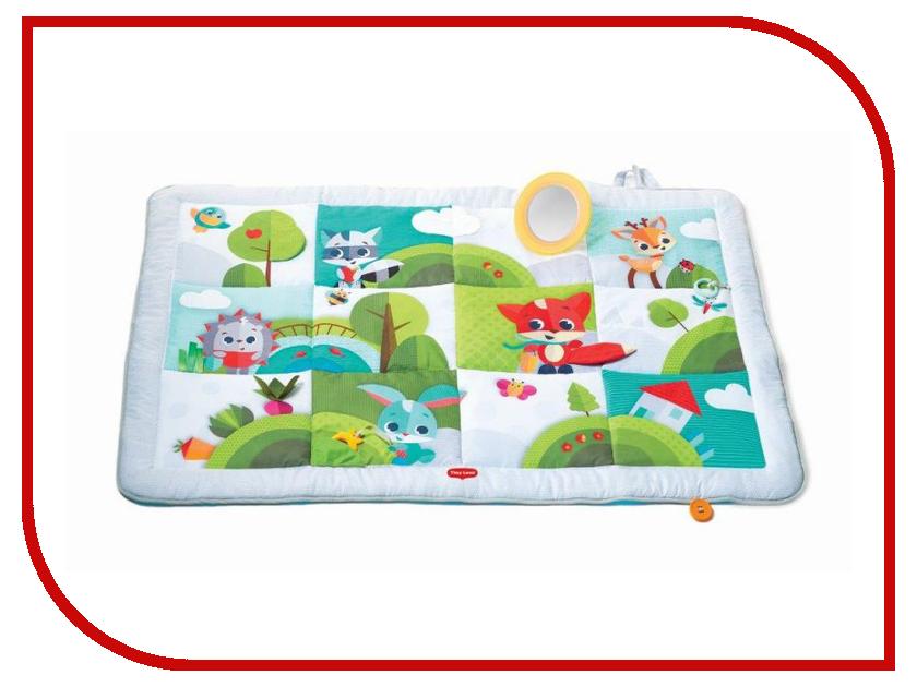 Развивающий коврик Tiny Love Солнечная полянка 1205200030 механический подвес на коляску tiny love солнечная полянка