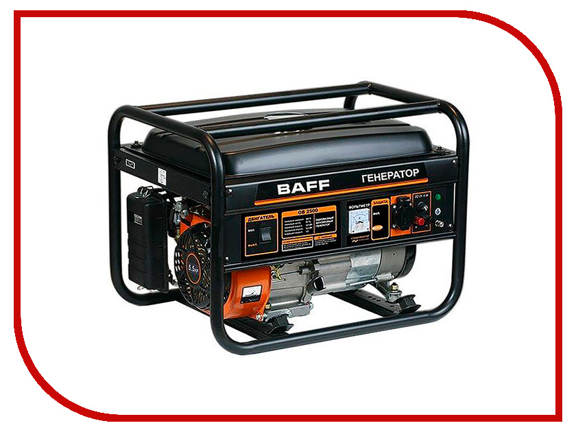 Электрогенератор BAFF GB 3500 какой электрогенератор лучше для дома видео