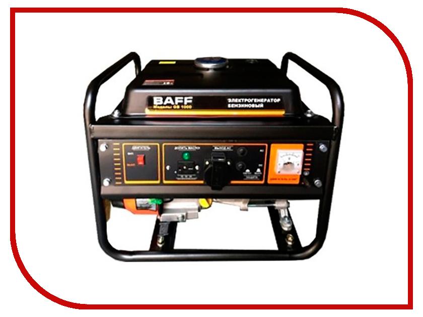 Электрогенератор BAFF GB 1000 какой электрогенератор лучше для дома видео