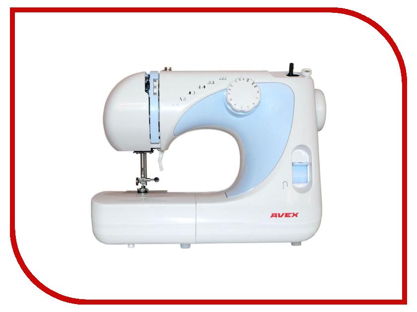 Швейная машинка Avex HQ 565 швейная машина brother hq 12 белый рисунок hq 12