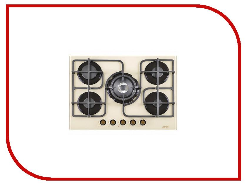 купить Варочная панель Avex FM 9052 RY Beige дешево