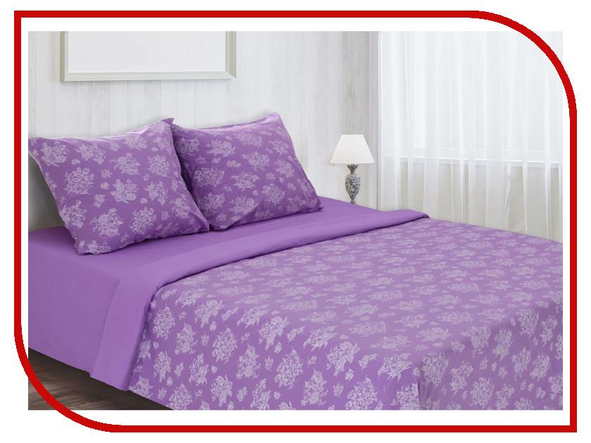 Постельное белье Этель Флоренция Комплект 2 спальный Перкаль 1157096 постельное белье альба перкаль 2 спальный