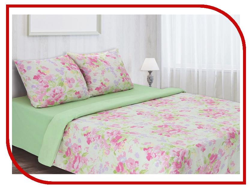 Постельное белье Этель Акварель Комплект 2 спальный Перкаль 1157099 постельное белье альба перкаль 2 спальный