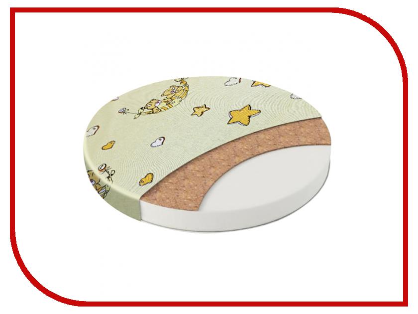 Детский матрас Sweet Baby Cocos Comfort Круглый Экобязь 405669 цены онлайн