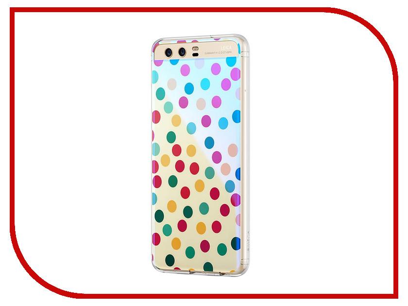 Аксессуар Чехол Huawei Color Spot/P10 Cover Multi-Color 51991994 huawei leica p10