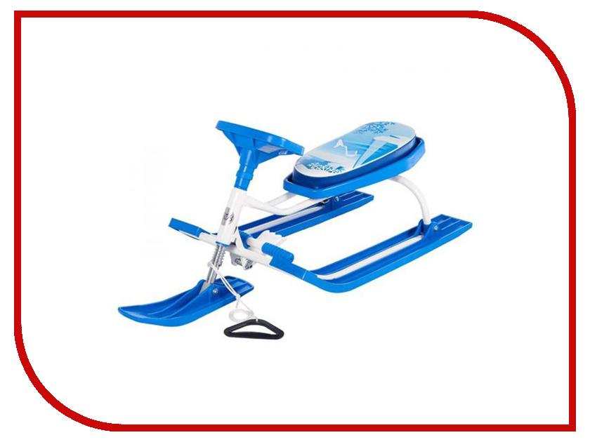 Снегокат Sweet Baby Snow Rider 2 Light Blue 394848 тюбинг small rider snow cars 2 110x86cm ranger bronze 3687715
