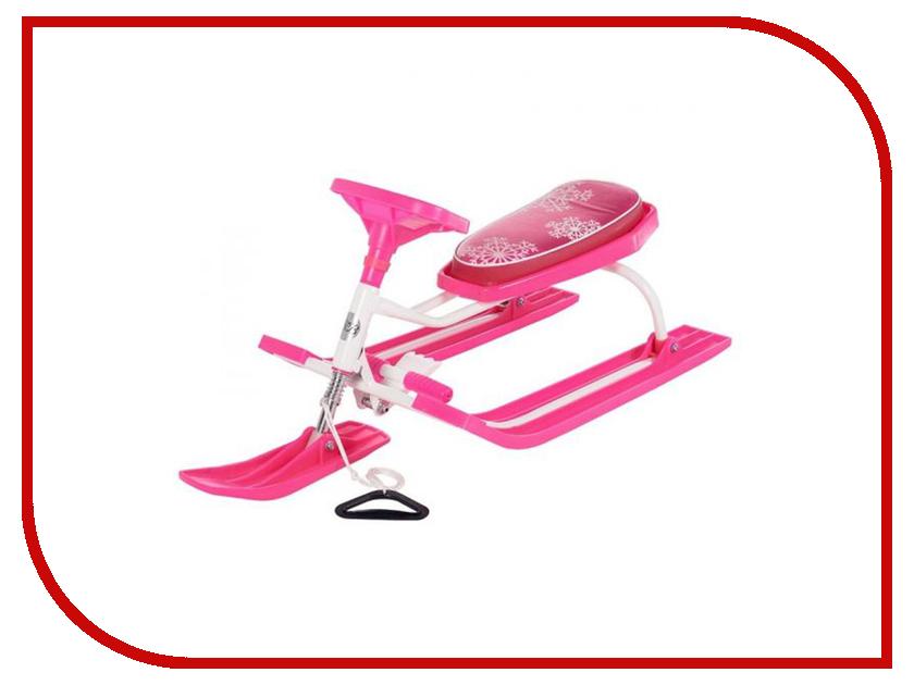 Снегокат Sweet Baby Snow Rider 2 Pink 394847 тюбинг small rider snow cars 3 bm blue 1387733