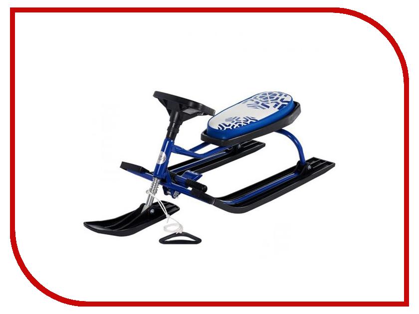 Снегокат Sweet Baby Snow Rider Light Blue 394845 тюбинг small rider snow cars 2 110x86cm ranger bronze 3687715