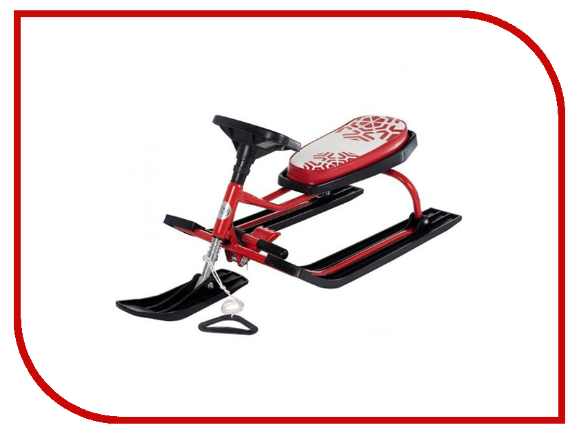 Снегокат Sweet Baby Snow Rider Red 394844 тюбинг small rider snow cars 2 110x86cm ranger bronze 3687715