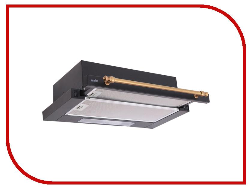 Кухонная вытяжка Simfer 6001X вытяжка simfer 6001x black