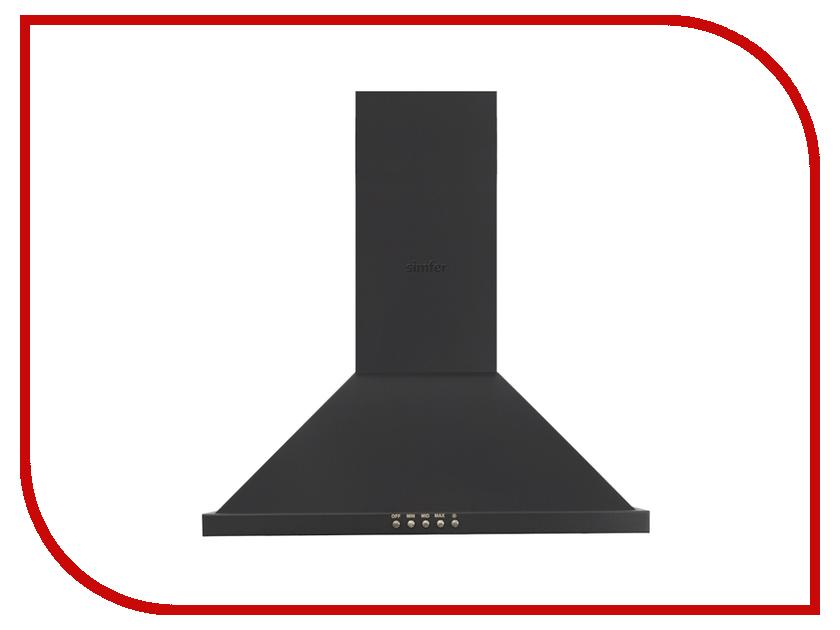 Кухонная вытяжка Simfer 8560 SM simfer 8639 sm