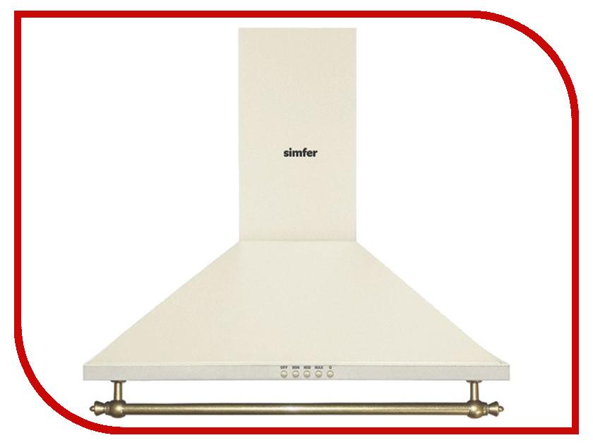 где купить Кухонная вытяжка Simfer 8665 SM дешево