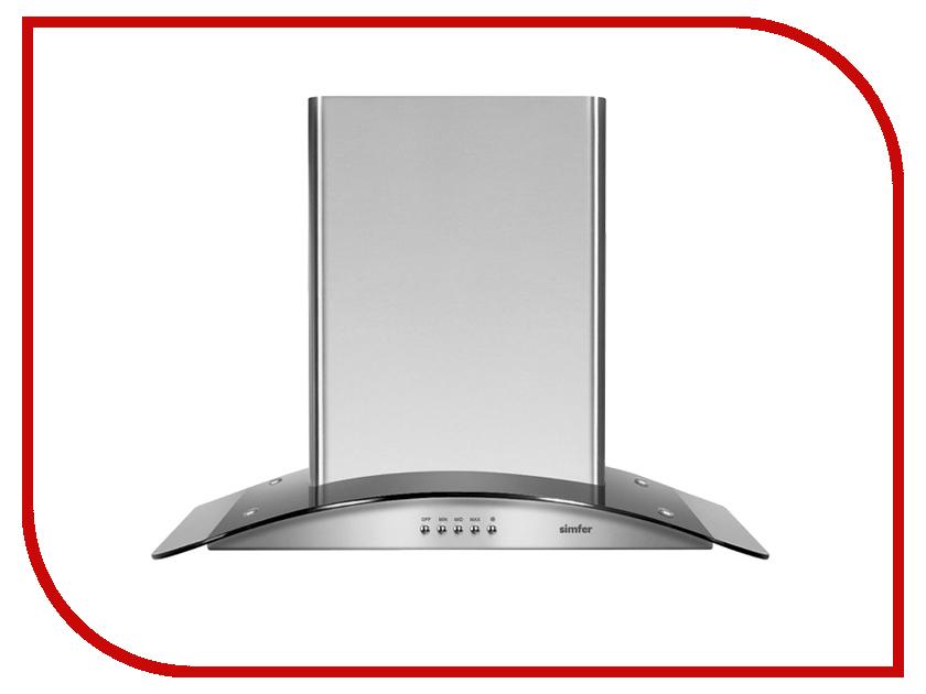 Кухонная вытяжка Simfer 7630 SM simfer 8639 sm