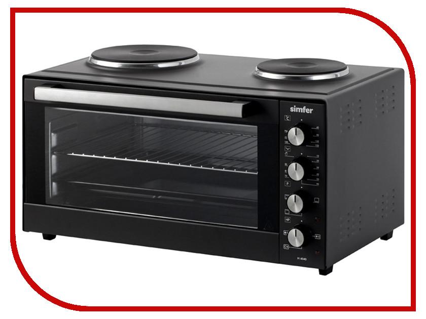Мини печь Simfer M 4040 simfer m4572 мини печь