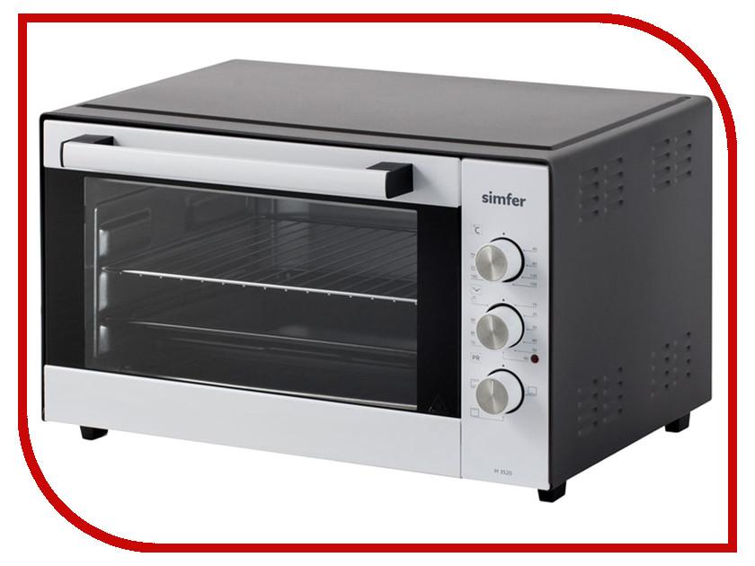 Мини печь Simfer M 3520 simfer m4572 мини печь